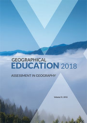 Geographical Education Vol 31, 2018