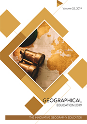 Geographical Education Vol 32, 2019